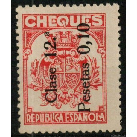 Cheques 1934